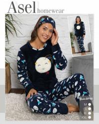 Ночные пижамы женские ASEL оптом 91435872 2798-8