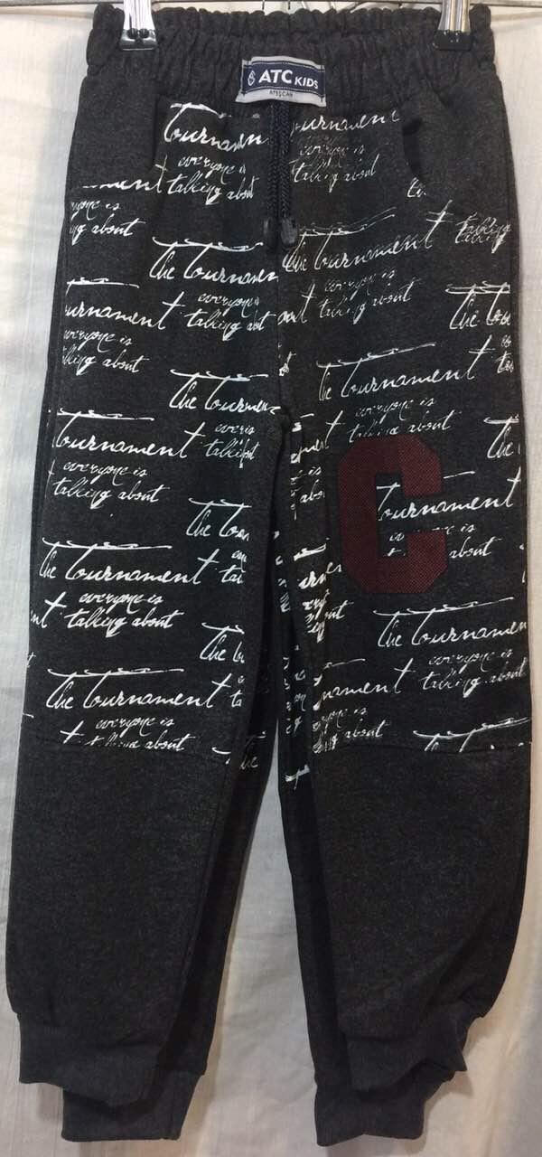 Спортивные штаны подростковые оптом 95423087 3896-2