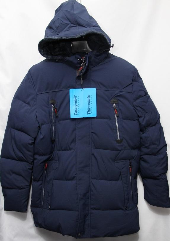 Куртки мужские YISEN оптом 15802649 1800