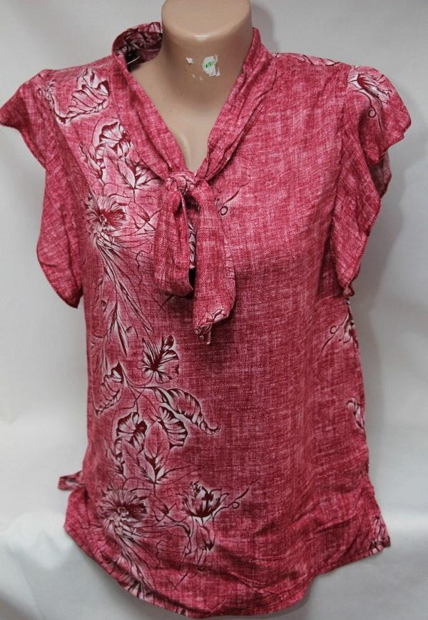 Блузы с бантом оптом Турция 2403877 18-9