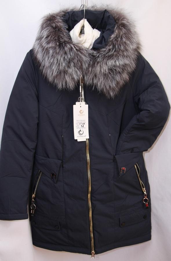 Куртки женские AOWEELIA оптом 19091209 1768-1