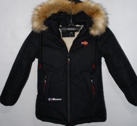 Куртки зимние подростковые на меху оптом 72954860 40 -3
