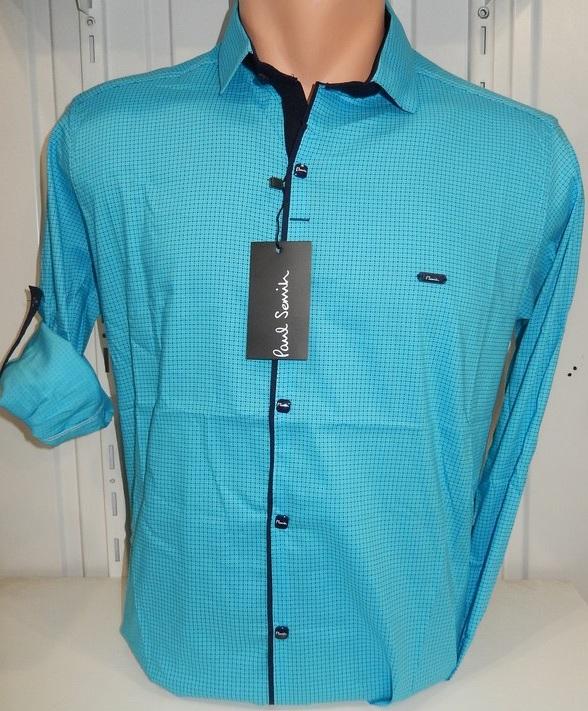 Рубашки мужские оптом 13081830 5208-8