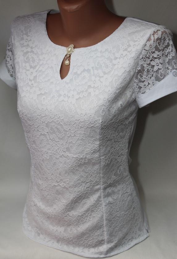 Блузы женские оптом 0806673 3-101