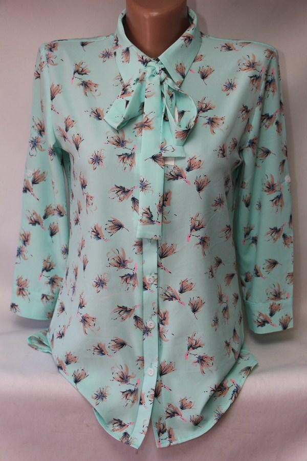 Блузы женские оптом 05043030 64-5