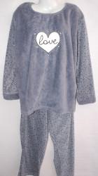 Ночные пижамы женские AKASYA ПОЛУБАТАЛ оптом 64510938 05-48