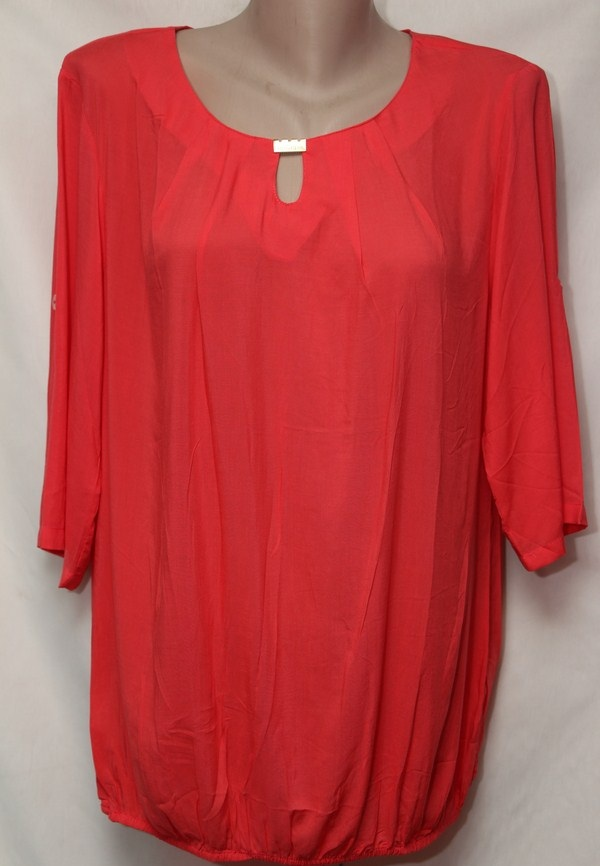 Блуза женская БАТАЛ оптом 18021410 234