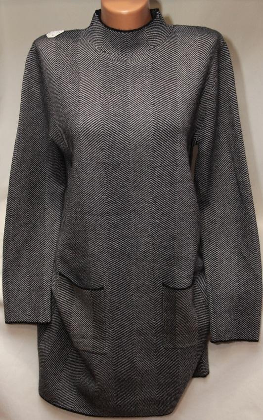 Платье-туника  женские оптом 18642950-95
