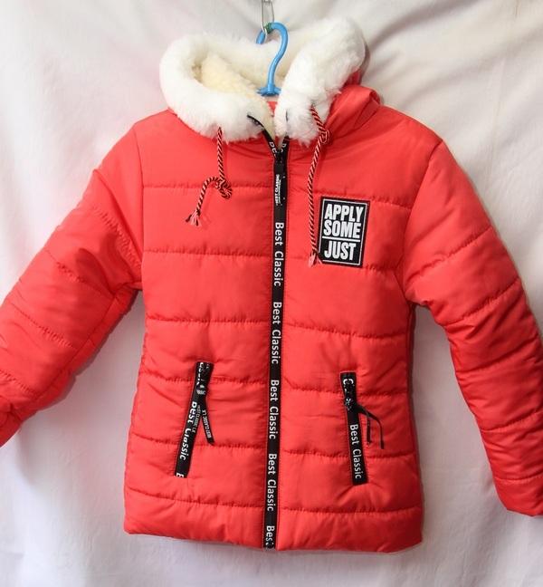 Куртки детские оптом 91560248 1081-2