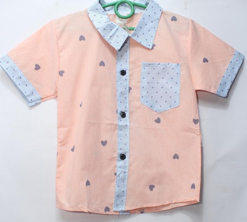 Рубашки детские оптом 12875364 1-16