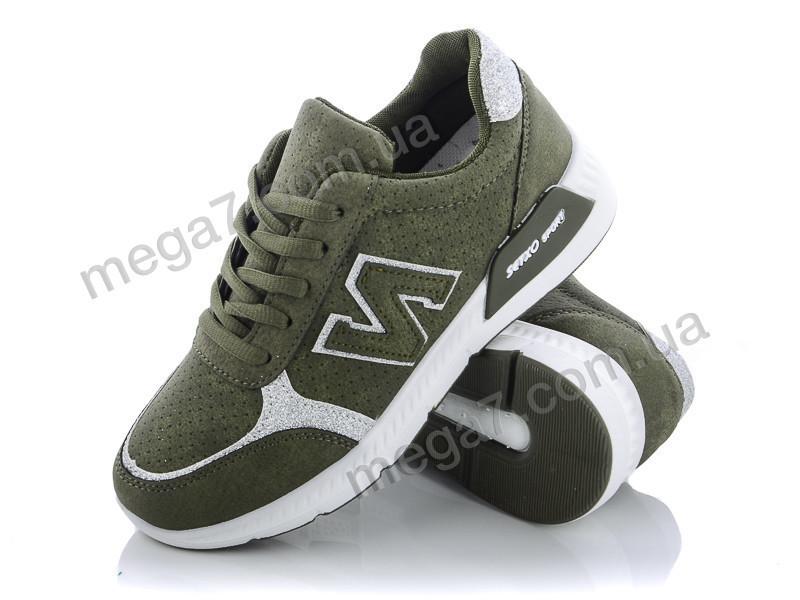 Кроссовки, Class Shoes оптом A773 green
