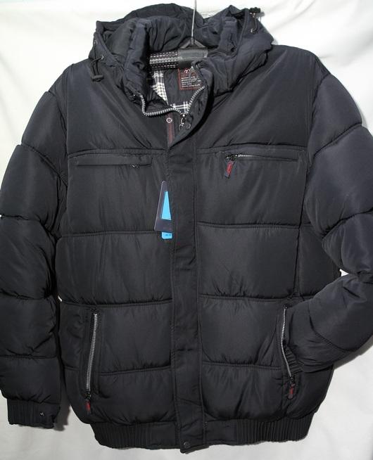 Куртки мужские БАТАЛ зимние оптом 08472953 0059-79