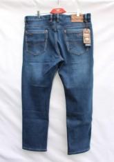 Мужские джинсы зимние батал Fangsida F-U 9004 #