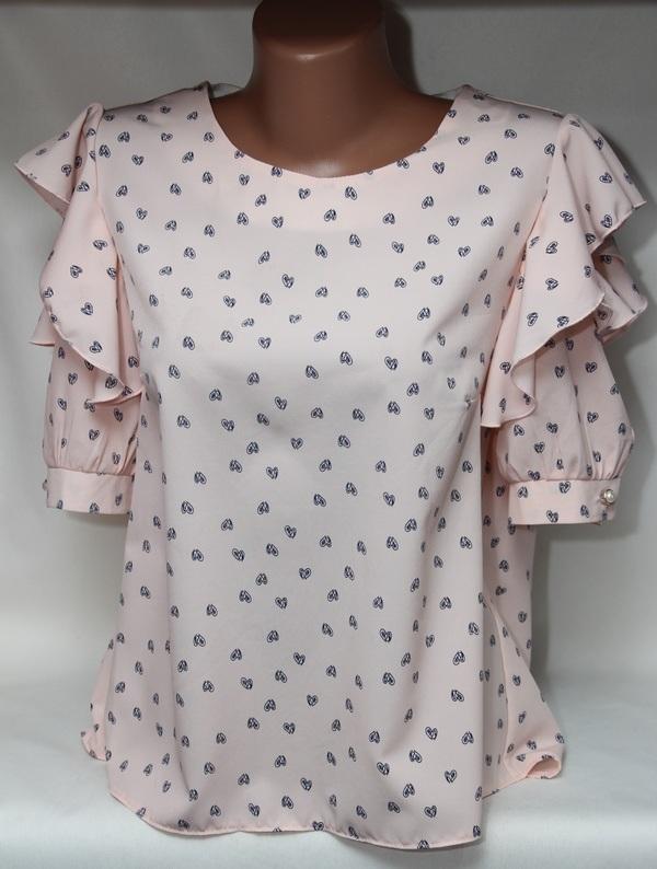 Блузы женские оптом 70649215 4976-5