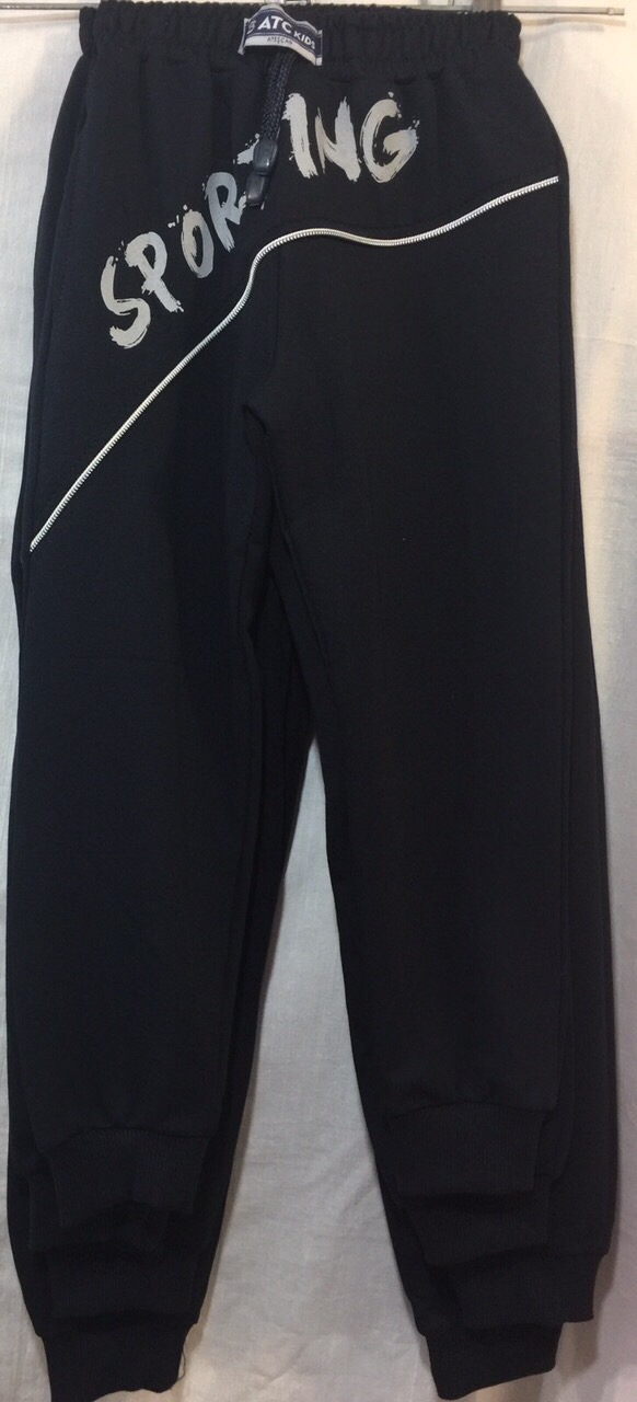 Спортивные штаны подростковые оптом 38104627 3896-1