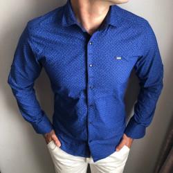 Рубашки мужские оптом 31074856 24-121