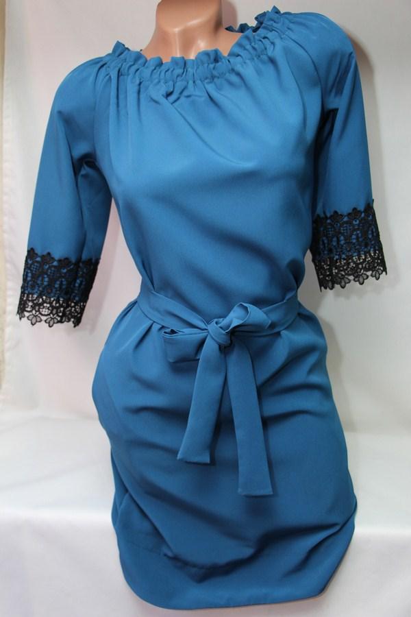 Платья женские оптом 22033038 936-3