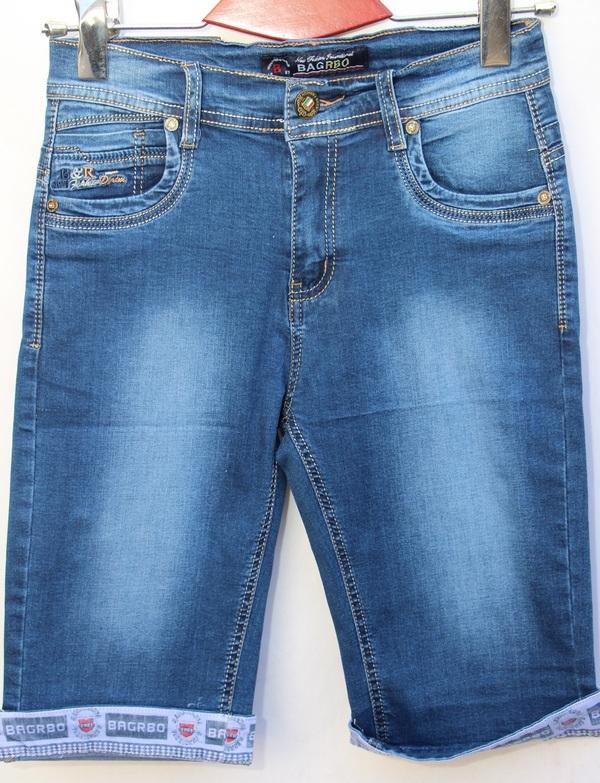 Шорты джинсовые детские оптом 18674029 052