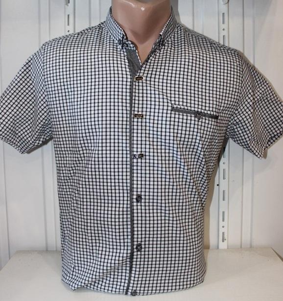 Рубашки мужские оптом 22061830 1725-1