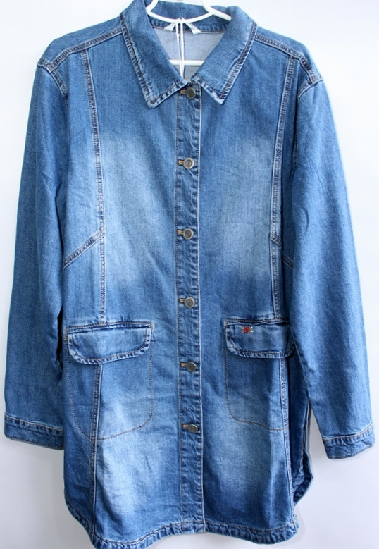 Джинсовые куртки 98325471 8813