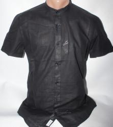 Рубашки мужские KARAVELLA БАТАЛ оптом 40968723  002-6