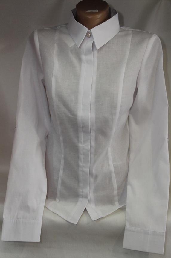 Рубашки женские БАТАЛ оптом 05083030 70-1-91