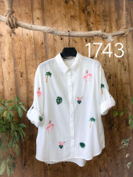 Рубашки женские оптом 96705423 01-5