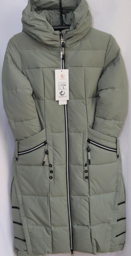 Куртки женские AOWEELIA оптом 19091209 1799-3