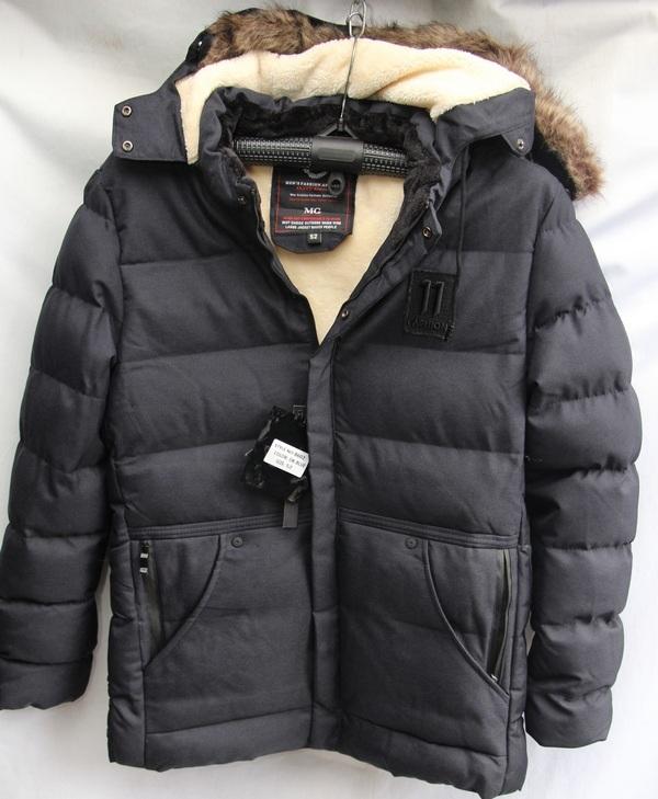 Куртки мужские MG зимние оптом 16829740 8602-2