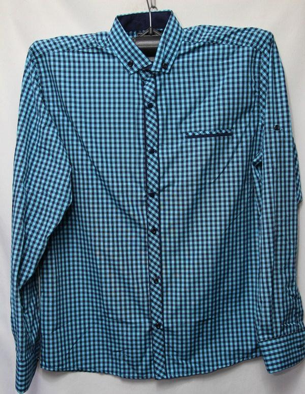 Рубашки мужские оптом  28031095 7889-6
