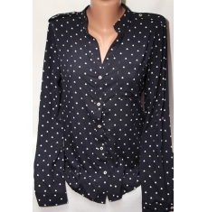 Рубашка женская оптом 01102Р5355 021