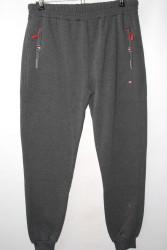 Спортивные штаны мужские на байке TOMYPARKER БАТАЛ оптом 85437120 5939-48