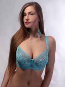 Бюстгальтер Diorella 63661E (  голубой, E  6 шт. )