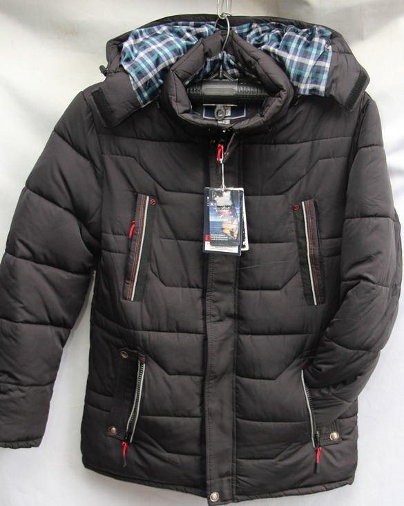 Куртки мужские зимние оптом 07364512 2102-21