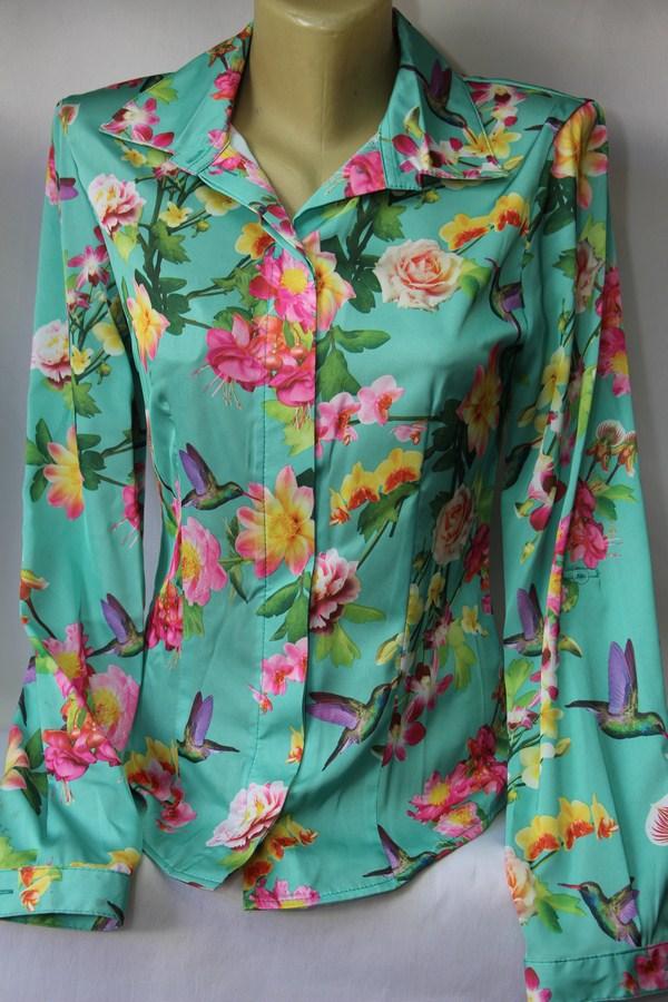 Блузы женские оптом 28023001 5-2
