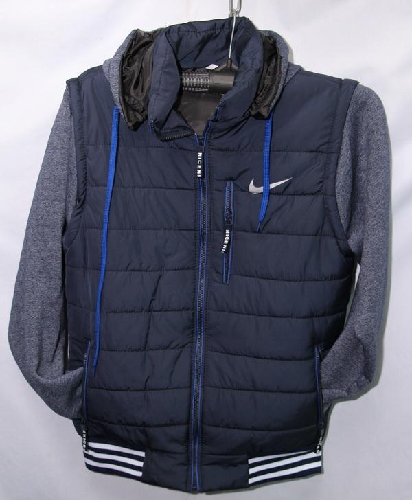 Куртки мужские трансформер оптом 95780413 2980