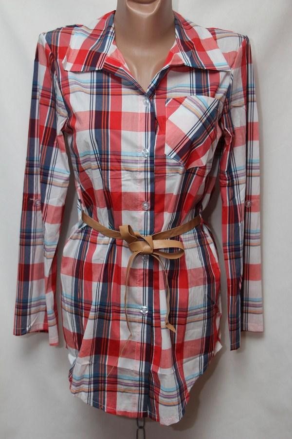 Рубашка женская оптом 18021410 264