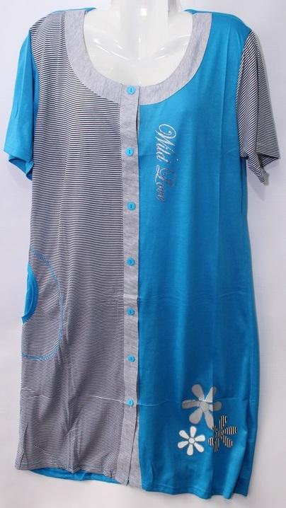 Пижамы женские Батал оптом 98615374 18-26
