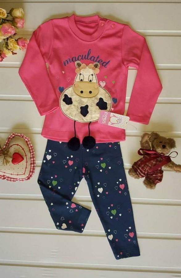 Ночные пижамы детские оптом 73052481 2-32