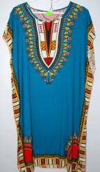 Платья женские БАТАЛ оптом 26019538 A25-117