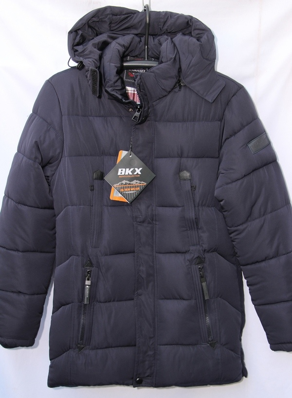 Куртки мужские BingKaXiong  оптом 19095546 713-1