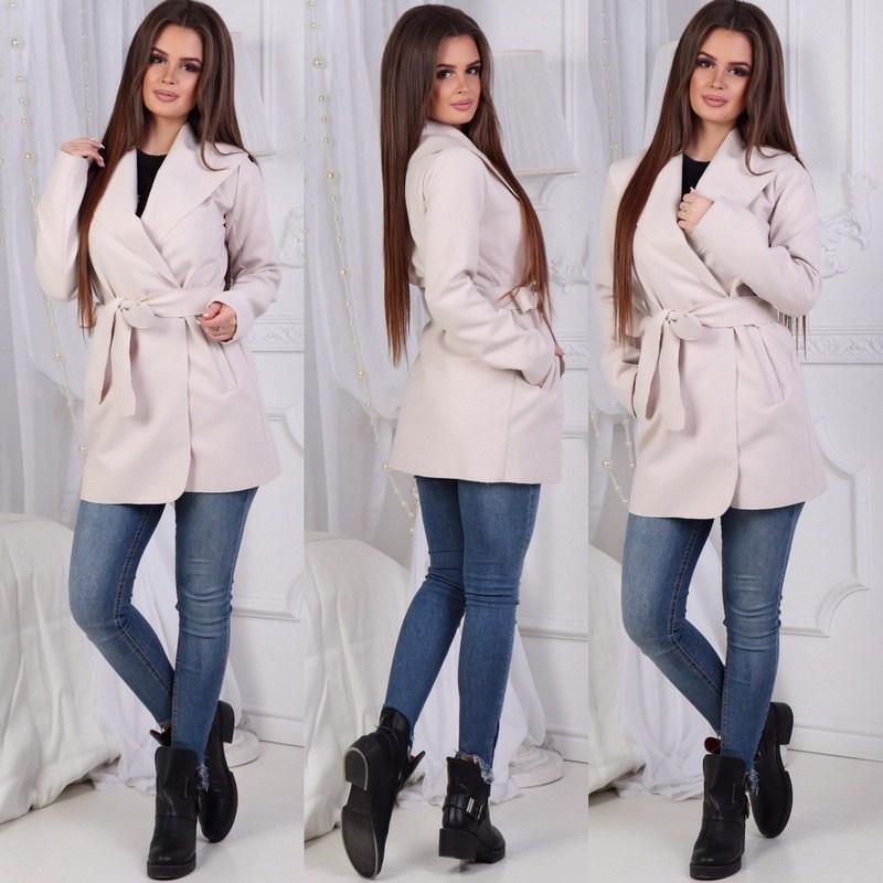 Пальто женские оптом 09716284 13-3