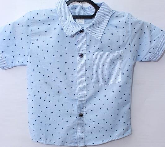 Рубашки детские оптом 76580124 1-2