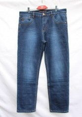 Мужские джинсы зимние батал Fangsida F-U 9001 #