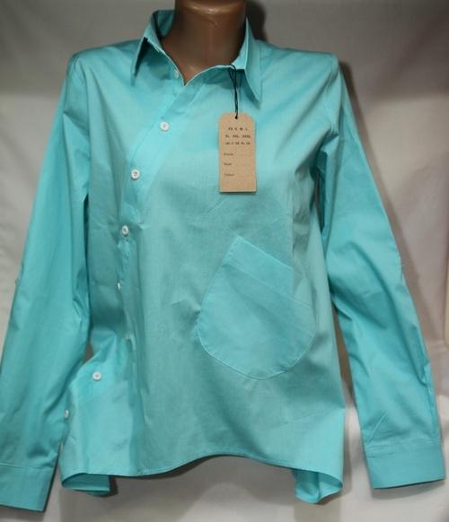 Рубашки женские оптом 16093030 103-1