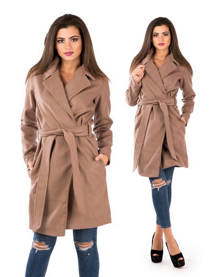 Пальто женские оптом 30095048 1-3