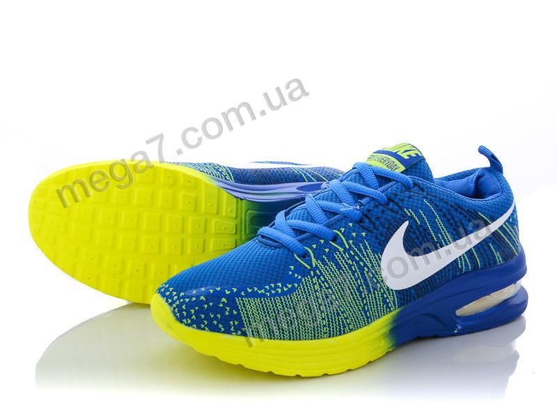 Кроссовки, Class Shoes оптом ANК 41 сине-желтый