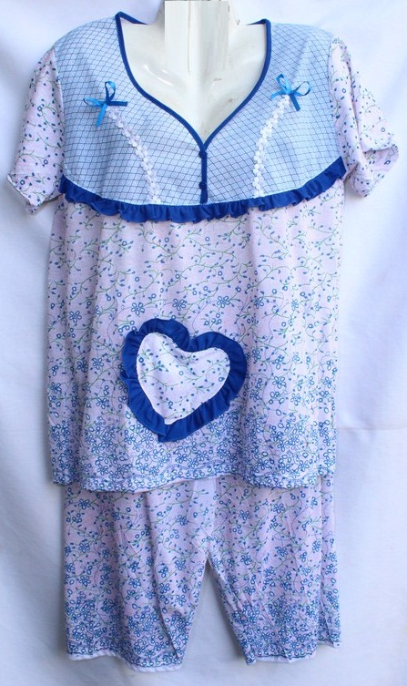 Ночные пижамы  женские оптом 61402793 050-1