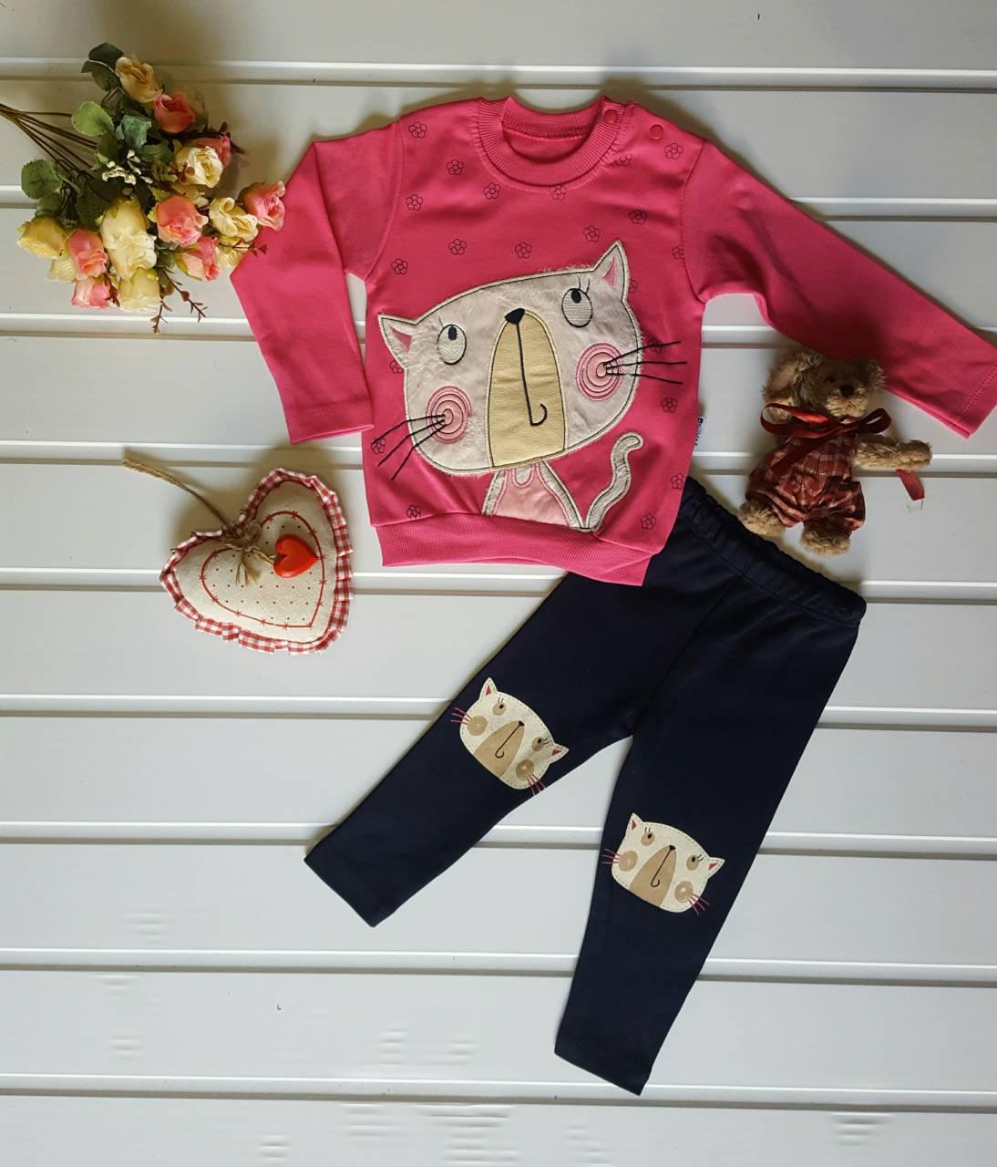 Ночные пижамы детские оптом 50986143 2-24