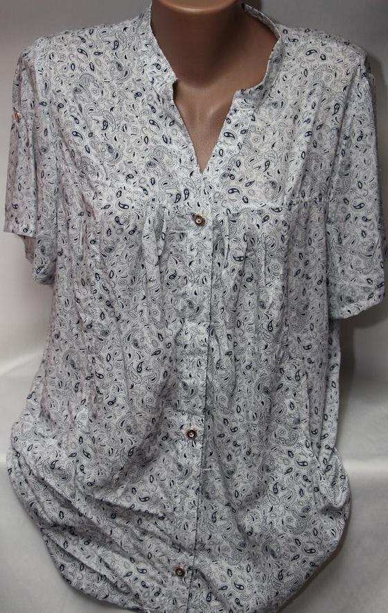 Рубашки женские оптом  23044010 4748-9